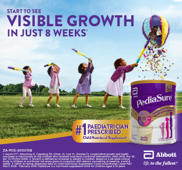 <h1>A nutritious supplement to help your child grow</h1>